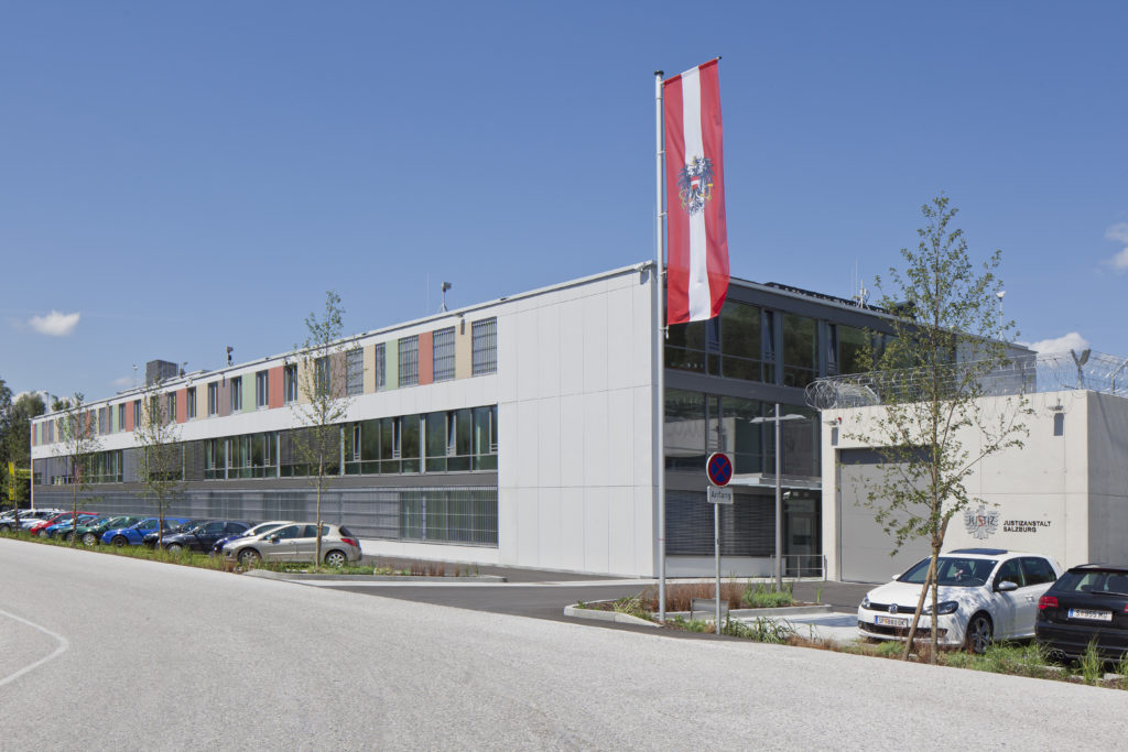 Justizanstalt Salzburg