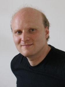 Portrait Arndt Kopp-Gärtner