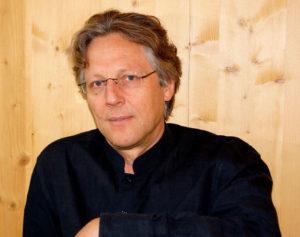 Portrait Friedrich van Scharrel